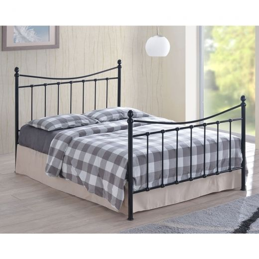 best 25 metal bed frames ideas on pinterest iron bed frames bed frames and metal beds. Black Bedroom Furniture Sets. Home Design Ideas