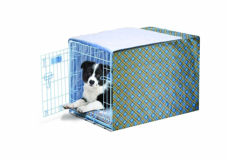Precision Pet Duvet Crate Cover for Size 3000 Crates, Blue > Don't get left behind, see this great dog product : Dog cages