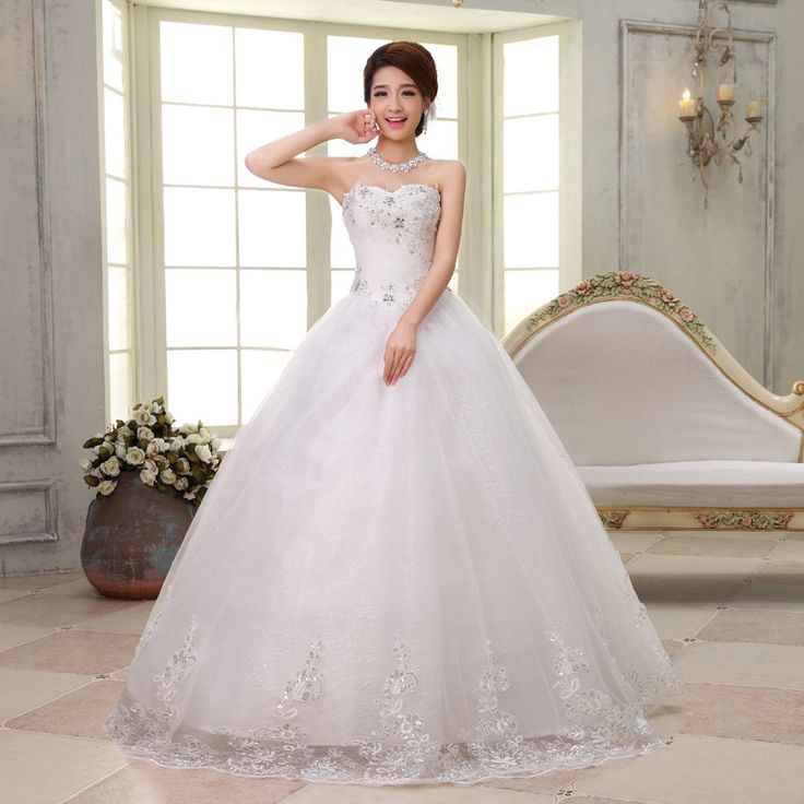 Find More Wedding Dresses Information about 2015 new hot sale  luxury sexy backless elegant  beach  lace plus size white beading wedding dress strapless,High Quality dress wedding mermaid,China wedding dresses pakistani Suppliers, Cheap wedding dress trim from Playful beauty department store on Aliexpress.com