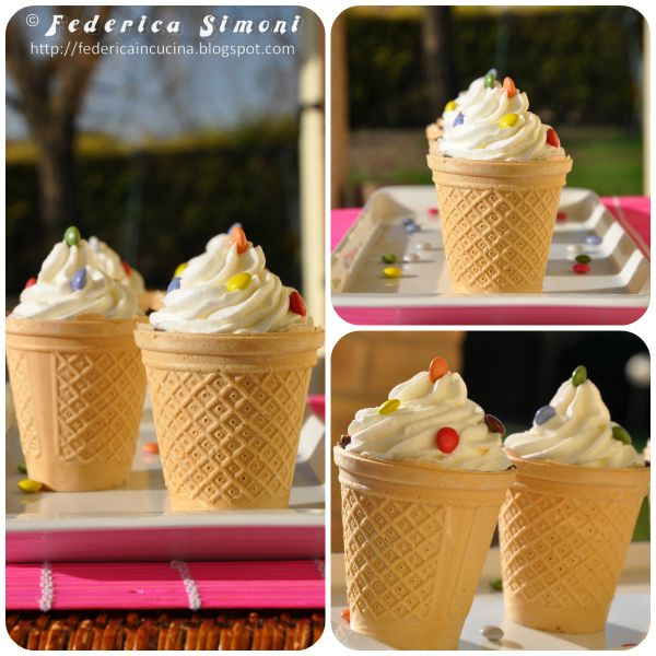 Cupcake allegri http://federicaincucina.blogspot.it/2015/02/cupcake-allegri.html