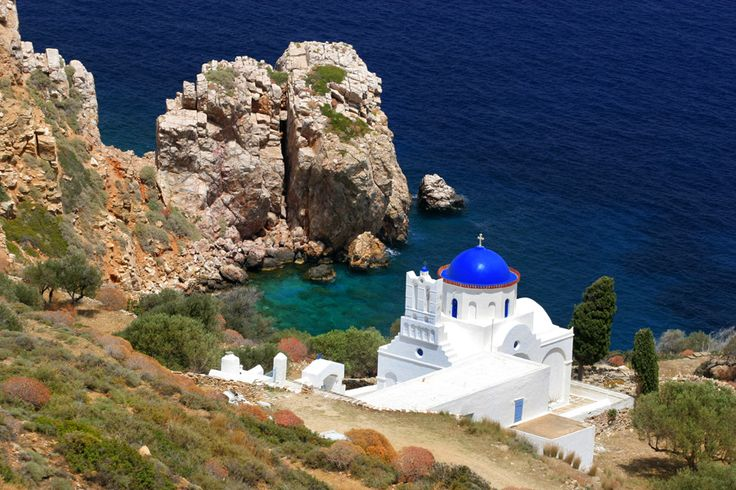 Travel Photography Greece, Folegrandos, Church
