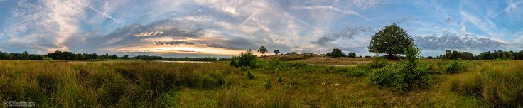 360° Panorama 'Bergerheide' by William Mevissen on 500px