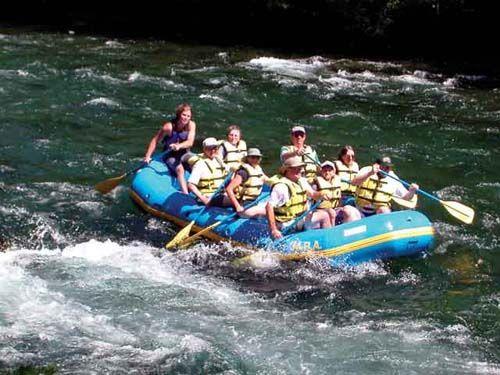 mckenzie river oregon rafting   McKenzie River Oregon White Water Rafting Adventures