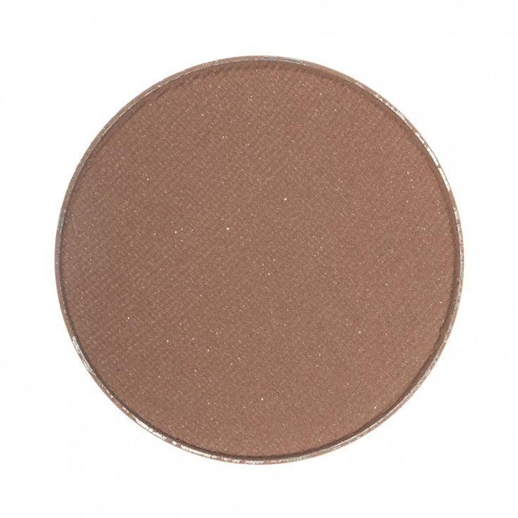 Makeup Geek Eyeshadow Pan - Latte matte medium brown