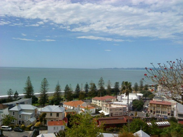 Napier - NZ. I really miss you.