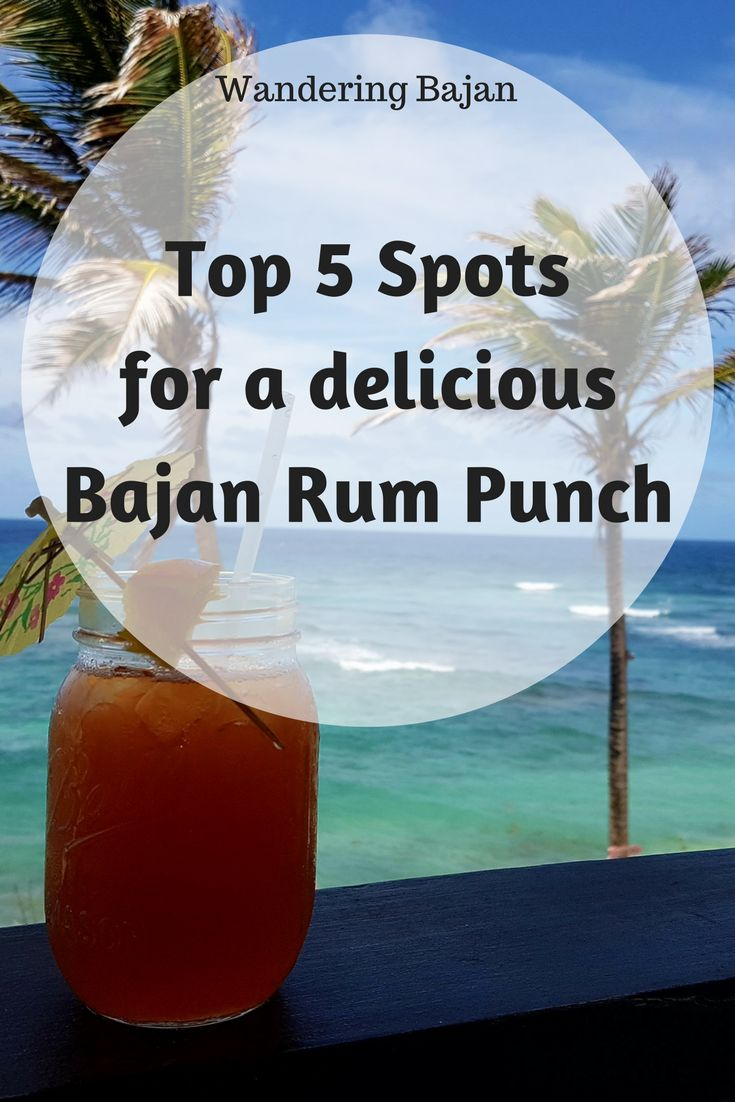 Barbados' most popular drink, so where does the best one? Click here to find out!