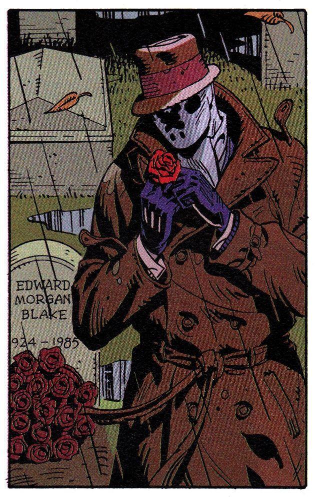 Las 15 Mejores Frases de watchmen - artista Dave Gibbons