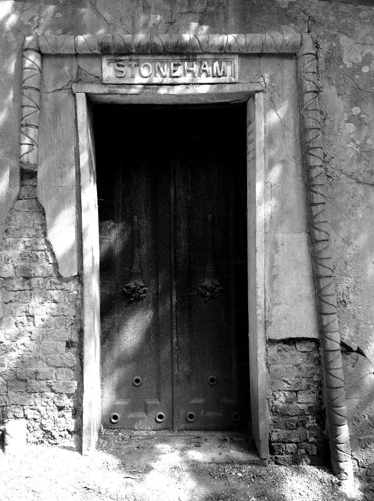 Door to the dead