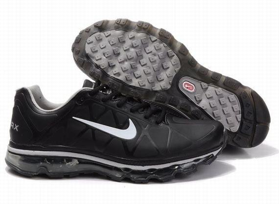 Nike Air Max 2011 Leather Mens Black Gray2011 Shoes, Max 2011, 2011 Men, Air Maxdiscount, 2011 Black, Black White, 2011 Leather, Air Max Discount, Nike Air Max
