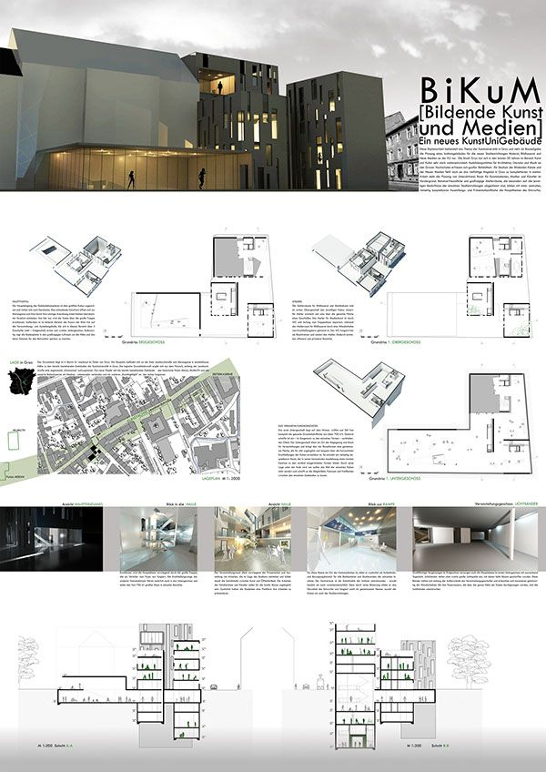 17 Best Design Presentation Images On Pinterest Architect Drawing Architectural Drawings And