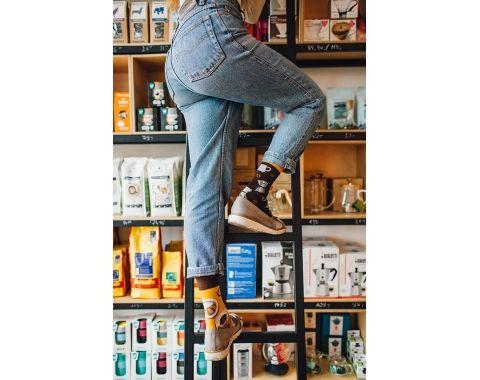 Skarpetki COFFEE LOVER wysokie