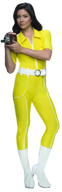 April O'Neil Teenage Mutant Ninja Turtles Costume - The Costume Shoppe