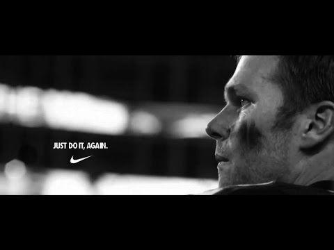 Nike Commercial 2015: Tom Brady In Take Me To Church [HD] #JustDoItAgain - YouTube