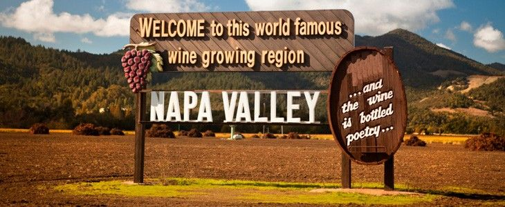 Experience Napa Valley with a self drive holiday into wine country