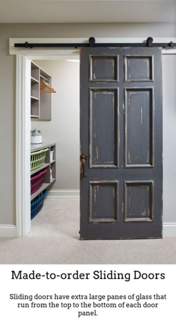 Sliding Doors Cultivate Stylish Brighter Room Designs Via Thermally Insulated Sliding And Foldabl Barn Door Designs Barn Doors Sliding Sliding Doors Interior