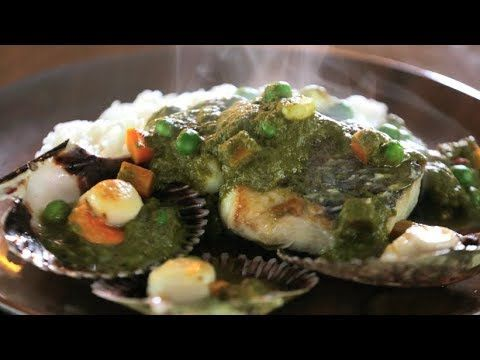 Comfort Food I Seco con Pescado I Tiramissu - YouTube