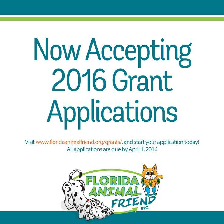 84579FAF2016 Grant Application Announcement (1