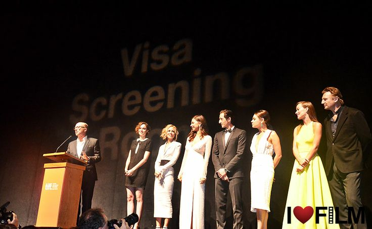 Third Person - a film by Academy Award Winner Paul Haggis - starring Liam Neeson, Mila Kunis, Adrien Brody, James Franco, Olivia Wilde, Maria Bello, Kim Basinger, Moran Atias