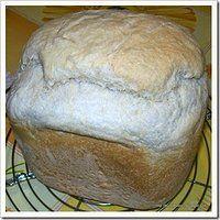 Pane e gorgonzola con la macchina del pane mdp