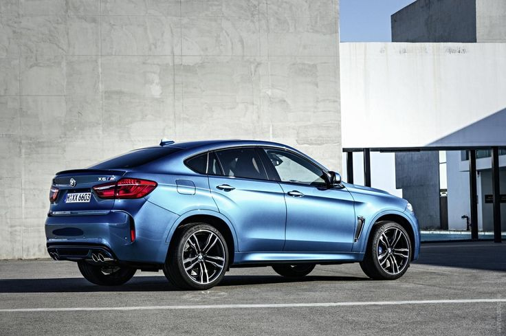 BMW X6 M (2015)....... my car