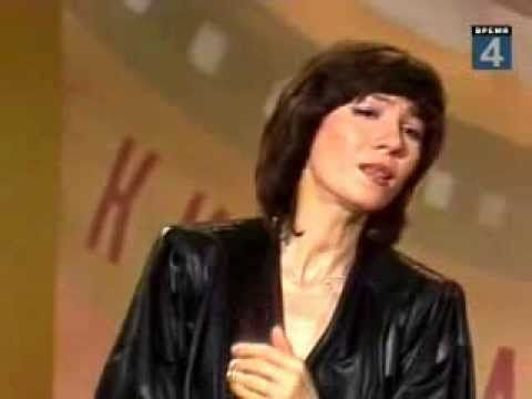 Елена Камбурова Я ехал к Вам - YouTube