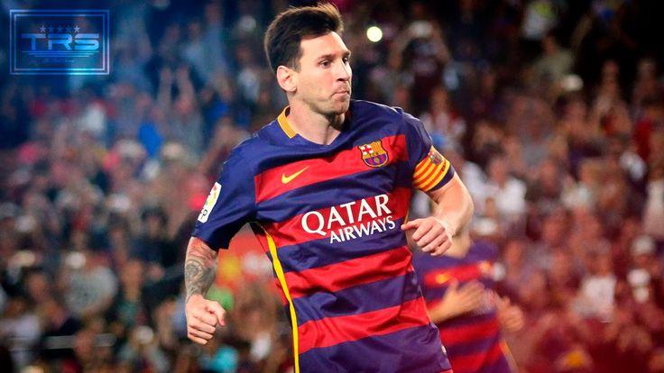 Lionel Messi ● Skills and Goals ● 2015/2016 ᴴᴰ