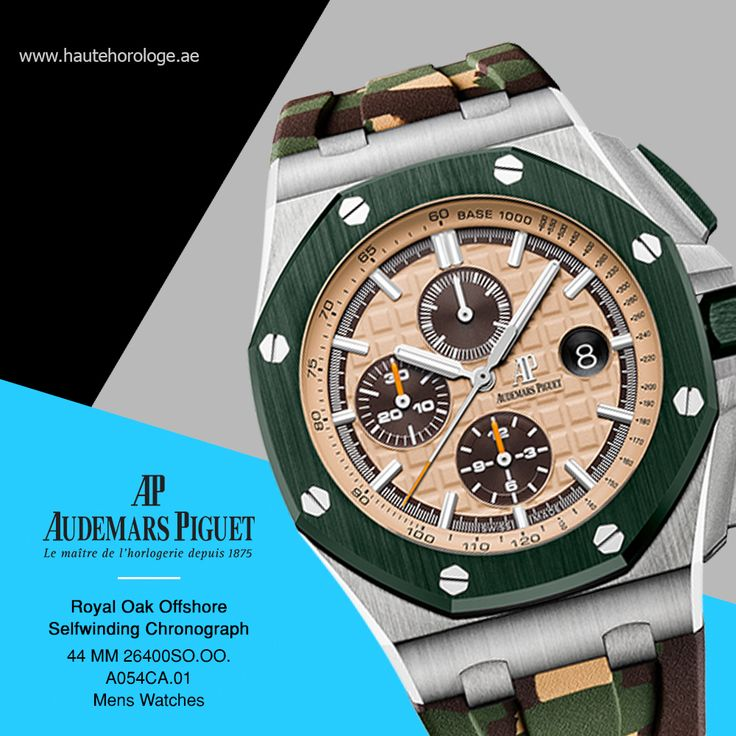 Get Now Your Own Audemars Piguet Royal Oak Offshore Selfwinding Chronograph 26400so Oo A054ca 01 Mens Audemars Piguet Royal Oak Offshore Audemars Piguet Piguet