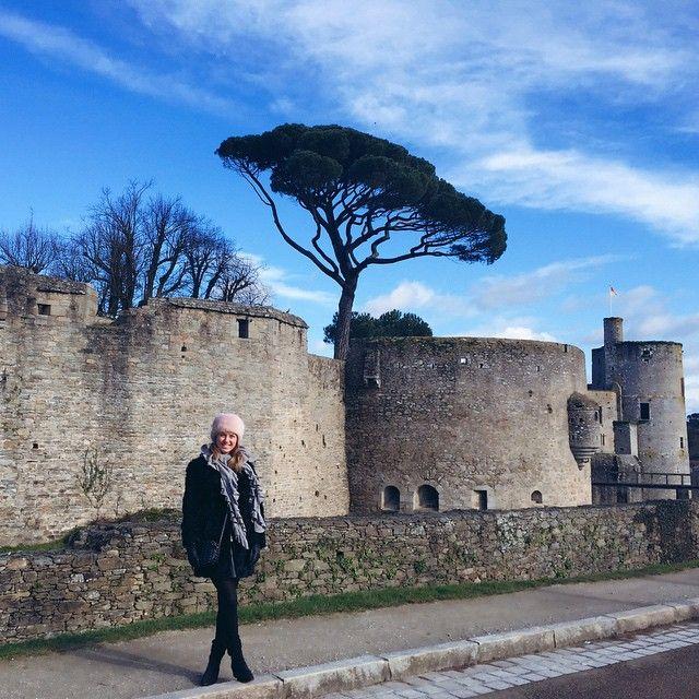 Accessorise with a #castle #clisson #france #me