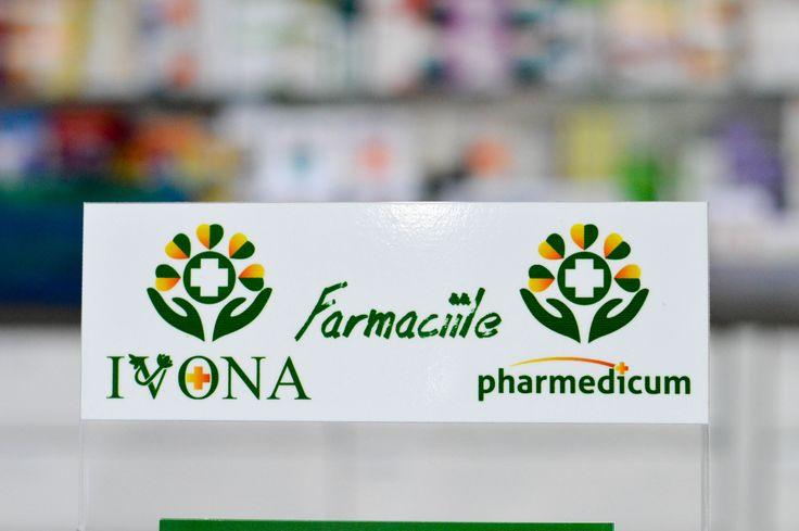 Stand carduri - Farmaciile Ivona si Pharmedicum