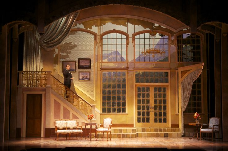 """sound of music"" set designs - Google Search"