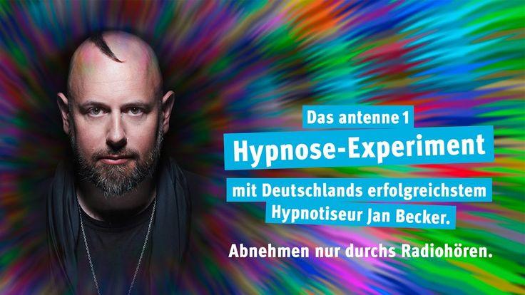 Das antenne 1 Hypnose Experiment