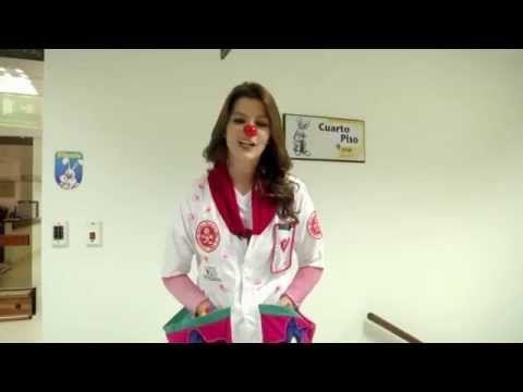 Carolina Cruz Testimonio Terapia de la Risa Fundación Doctora Clown