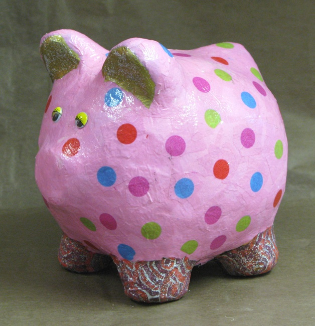 essay on piggy bank The panama papers have been dubbed the biggest leak in history this piggy bank analogy perfectly explains why the panama papers are so important.