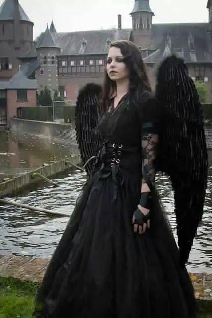 Dark Angel model. Gothic