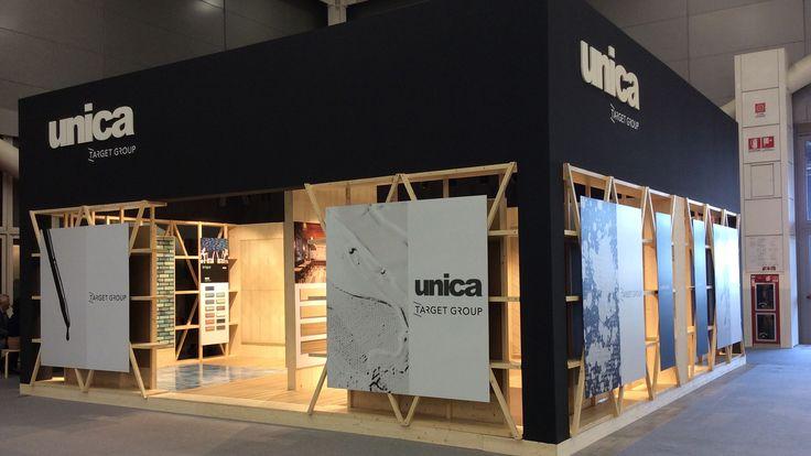 Stand di Target Group Cersaie 2016   News   Unica Ceramiche