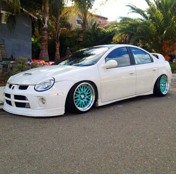 11 second Neon. Best looking srt4! S/O hated650 dope ride