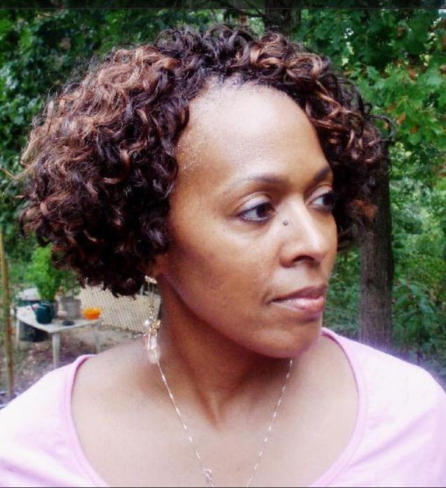 Crochet Braids Presto Curl : Natural Women Crochet On Pinterest Crochet Braids Crotchet ...