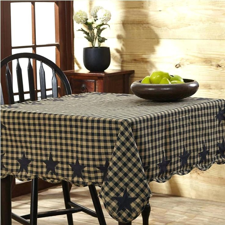 Kitchen Tablecloth Ideas