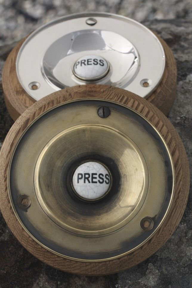 The 107 Best Door Bells Images On Pinterest Doorbells