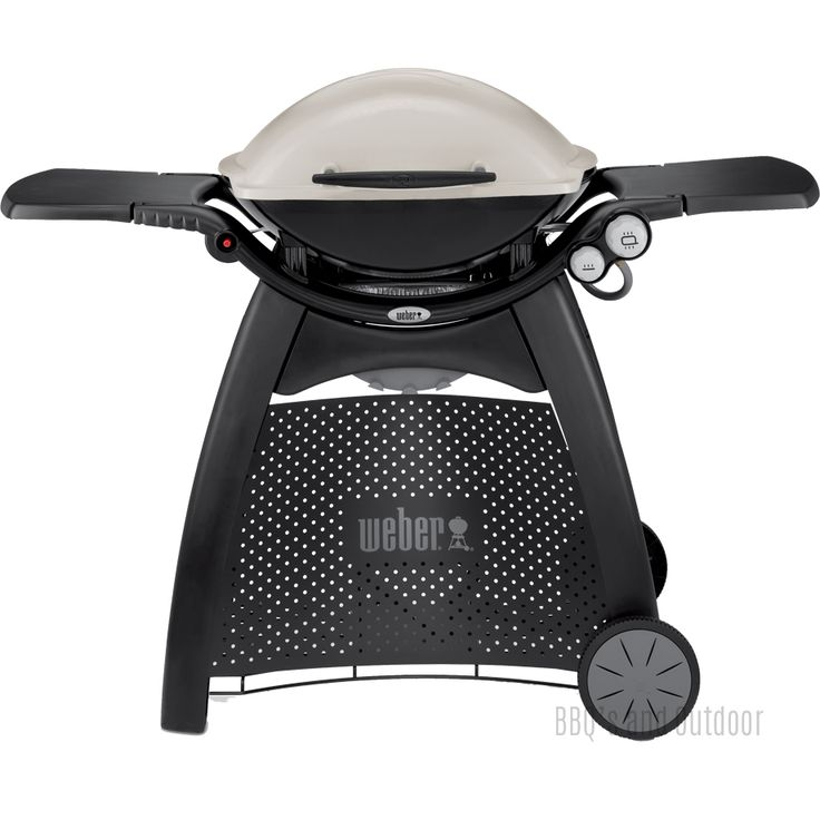 Weber Q 3100 - The amazing Weber Q Range - BBQ's and Outdoor