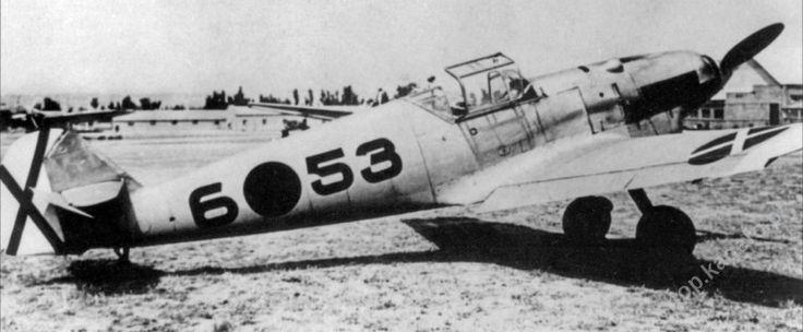 Messerschmitt Bf 109 B-1, 6 • 53 de 2.J / 88 de la Legión Cóndor.  [Colmena Arco de Kagero]