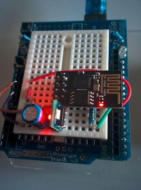 Best ideas about arduino wifi on pinterest iot
