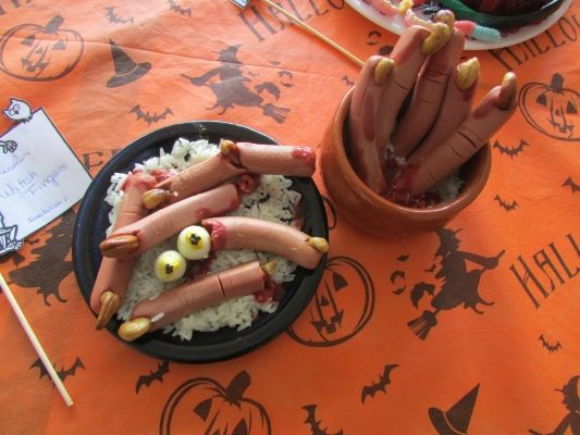 2013-11-11/ - Fisk São José dos Pinhais - Halloween Cooking Contest