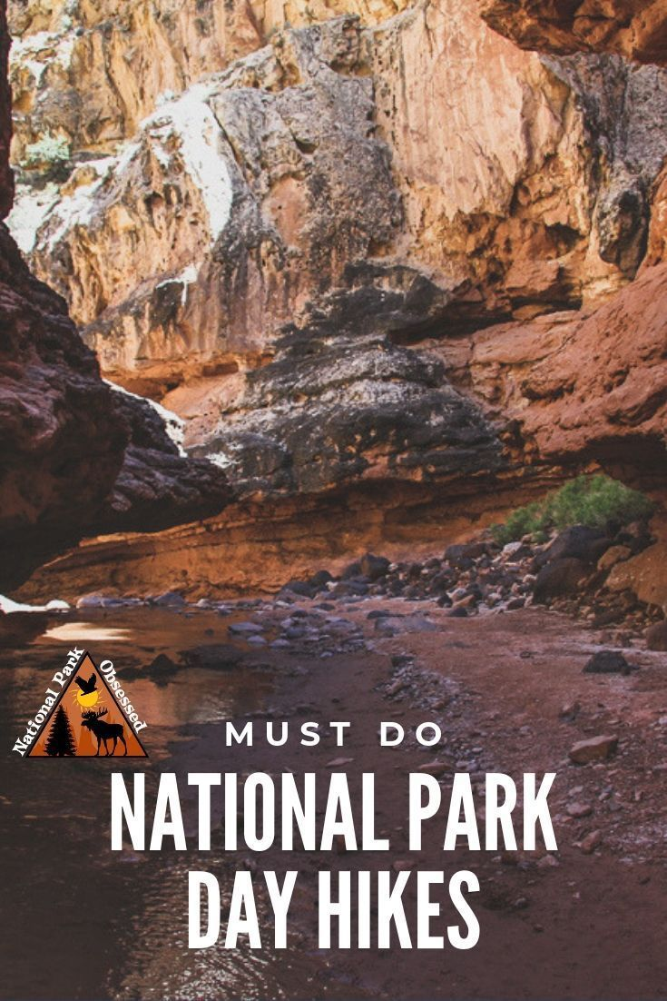 20 National Park Day Hikes to add to Your Bucket List