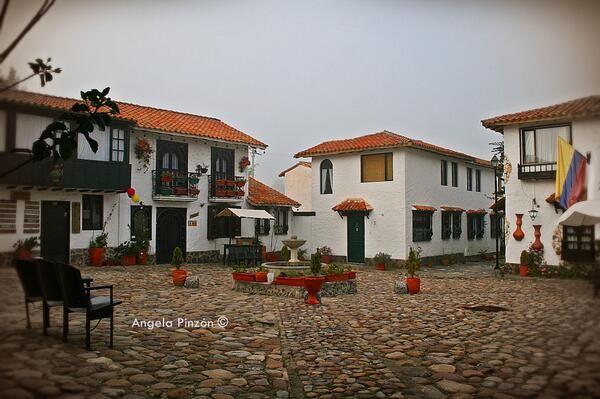 Pueblito Boyacense #Colombia #SoyColombiano
