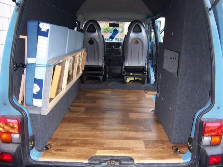 Volkswagen VW T4 Bus/Transporter, Spezial Innenausbau Camping, MX in