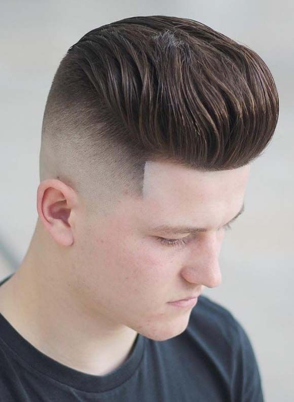 66 Fantastic Pompadour Hairstyle For Mens In 2019 Men S Haircuts