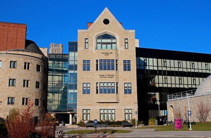 University of Toledo Stranahan North Hall I | UT | Pinterest