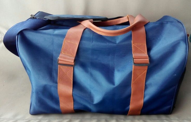 Blankenheim's duffle bag for men