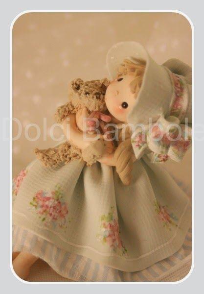 Dolci Bambole - Porcelana fria -Porcellana fredda